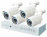 Комплект видеонаблюдения IVUE D5004-AHC-B4 4 камеры