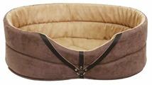 Лежак для собак ZOOexpress Дерби №5 58х43х18 см