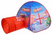 Палатка Играем вместе Фиксики с тоннелем в сумке GFA-TONFIX01-R