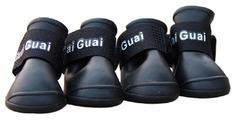 Ботинки для собак Грызлик Ам силиконовые M
