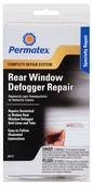 Клей для ремонта автомобиля Набор для ремонта автомобиля PERMATEX Complete Rear WindowDefogger Repair Kit 09117