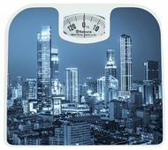 Весы Sakura SA-5000-8 ночной город