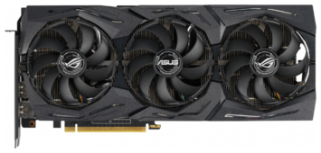 Видеокарта ASUS GeForce GTX 1660 Ti 1500MHz PCI-E 3.0 6144MB 12002MHz 192 bit 2xHDMI HDCP Strix Gaming OC