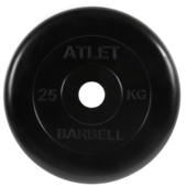 Диск MB Barbell MB-AtletB51 25 кг