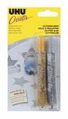 UHU Клеящие блестки для декорирования Creativ Glitter Glue (2 шт.)