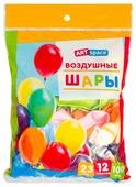 Набор воздушных шаров ArtSpace BL_16092 металлик (100 шт.)