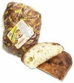 Калужский Хлебокомбинат Чиабатта пшеничная с сыром 300 г