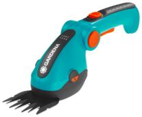 Ножницы-кусторез аккумуляторный GARDENA для травы ComfortCut Li (9857-20) 8 см