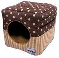 Домик для собак Katsu Мулео S 30х30х30 см
