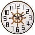 Часы настенные кварцевые Русские подарки 138638