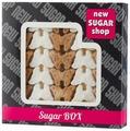 Сахар New SUGAR shop фигурный Sugar BOX Бабочки сахарные тростниковые и белые