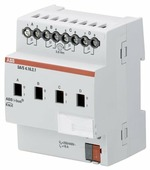Релейный актуатор (активатор) для информационной шины ABB 2CDG110160R0011
