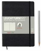 Блокнот Leuchtturm1917 308290 (черная) A5, 60 листов