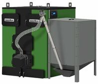 Твердотопливный котел SAKOVICH Pellet Max 70 70 кВт одноконтурный
