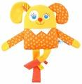 Мягкая игрушка Мякиши Любимый щенок 26 см