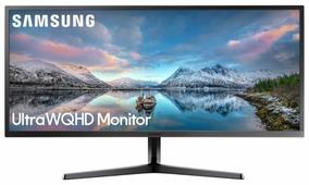 Монитор Samsung S34J550WQU