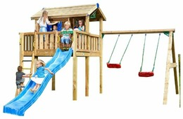 Домик Jungle Gym Playhouse XL 2-Swing