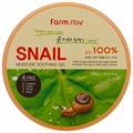 Гель для тела Farmstay многофункциональный смягчающий с муцином улитки Moisture Soothing Gel Snail