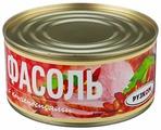 Рузком Фасоль с копченостями 325 г