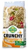 Гранола Nature Grains Crunchy с фруктами и карамелью, пакет