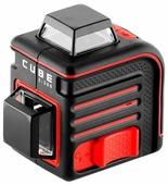 Лазерный уровень ADA instruments CUBE 3-360 ULTIMATE EDITION (А00568) со штативом