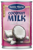 Santa Maria Кокосовое молоко, 400 мл