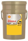 Моторное масло SHELL Rimula R6 MS 10W-40 20 л