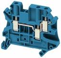 Зажим клеммный проходной Schneider Electric NSYTRV43BL