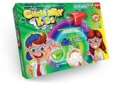 Набор Danko Toys Chemistry Kids Магические эксперименты Набор 3, 3 опыта