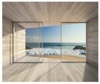 Фотообои Design Studio 3D Вид из окна на прибой