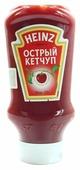 Кетчуп Heinz Острый top-down