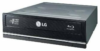 Оптический привод LG BH10LS30 Black