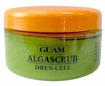 Guam Скраб для тела Algascrub Dren-cell