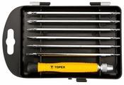 Набор отверток для точных работ TOPEX 39D551