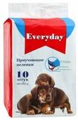 Пеленки для щенков впитывающие Everyday Гелевые 60х90 см