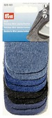 Prym 929481 Заплатки при помощи утюга Мини ассорти 8х6см (8 шт.)