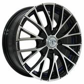 Колесный диск NZ Wheels F-2 6x15/4x100 D54.1 ET46 BKFBSI