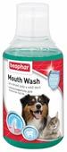 Ликвидатор запаха -ополаскиватель Beaphar Mouth Wash для полости пасти кошек и собак, 250 мл