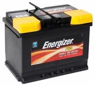 Автомобильный аккумулятор Energizer Plus EP60L2