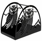 Дровница Silver Smith Owl