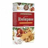 Печенье Хлебный Спас Имбирное с корицей и тростниковым сахаром, 240 г