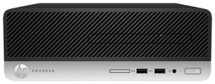 Настольный компьютер HP ProDesk 400 G5 SFF (4CZ70EA) Slim-Desktop/Intel Core i5-8500/8 ГБ/256 ГБ SSD/Intel UHD Graphics 630/Windows 10 Pro