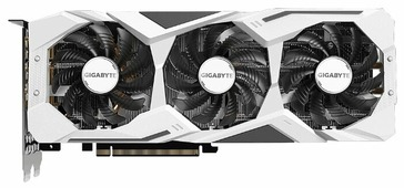 Видеокарта GIGABYTE GeForce RTX 2060 1830MHz PCI-E 3.0 6144MB 14000MHz 192 bit HDMI HDCP GAMING PRO OC WHITE