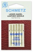 Игла/иглы Schmetz Leather 130/705 H LL 120/19