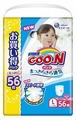 Goo.N трусики для девочек Ultra L (9-14 кг) 56 шт.