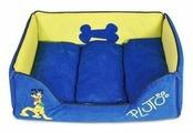 Лежак для собак Triol Pluto-1 48х38х15 см