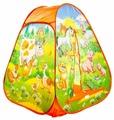 Палатка Играем вместе Веселая ферма конус в сумке GFA-FARM01-R