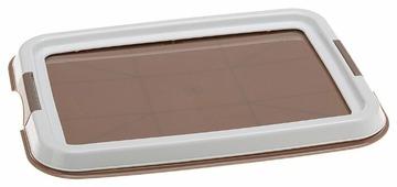 Туалет для собак Ferplast Hygienic Pad Tray 60х60х4.5 см
