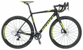 Шоссейный велосипед Scott Addict CX 10 Disc (2017)