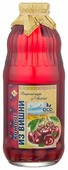 Компот Ecofood Armenia из вишни, стеклянная бутылка 1000 мл